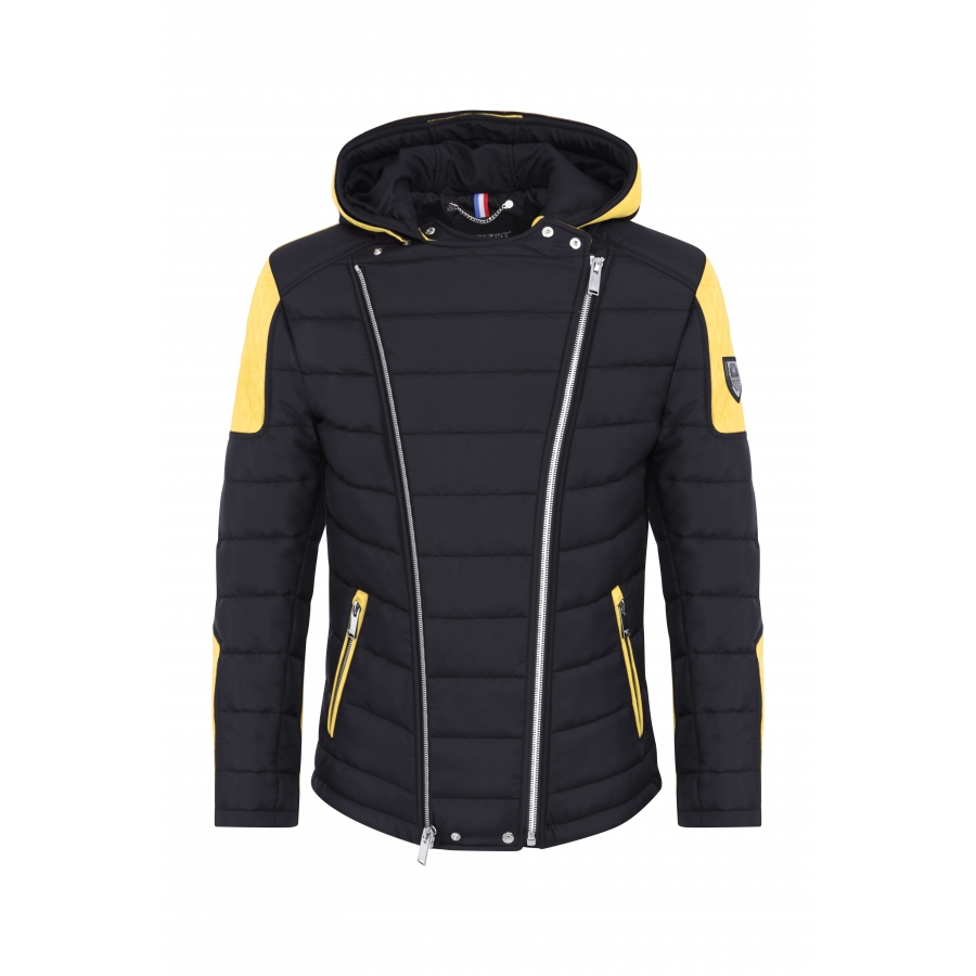 Down Jacket Carlton Yellow