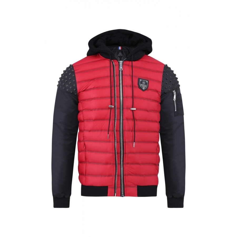Jacket Powell Red