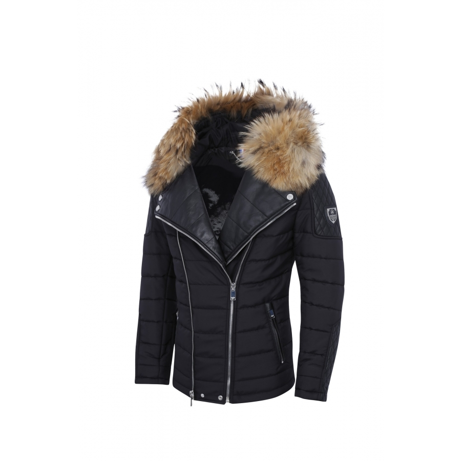 Down Jacket Carlton Black