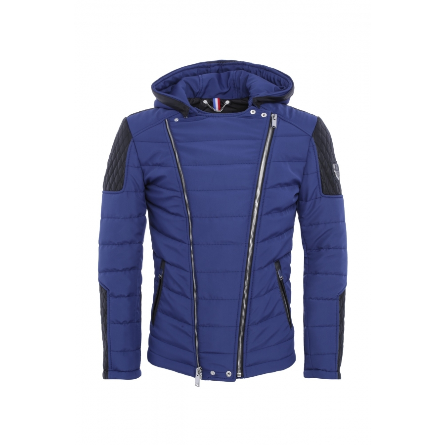 Down Jacket Carlton Blue