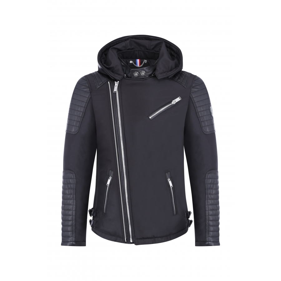 Down Jacket Fred Black