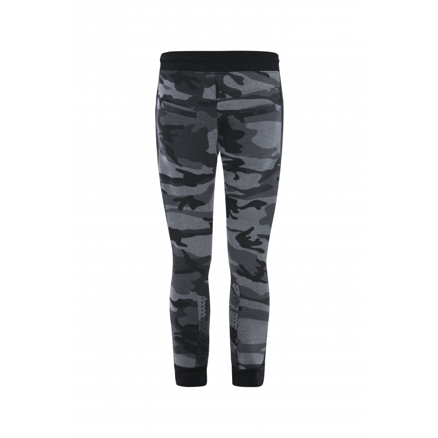 Jogging Spencer Camouflage Grey