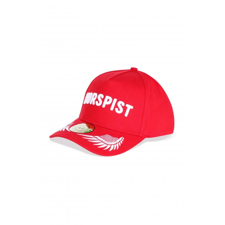 Cap Remember Red