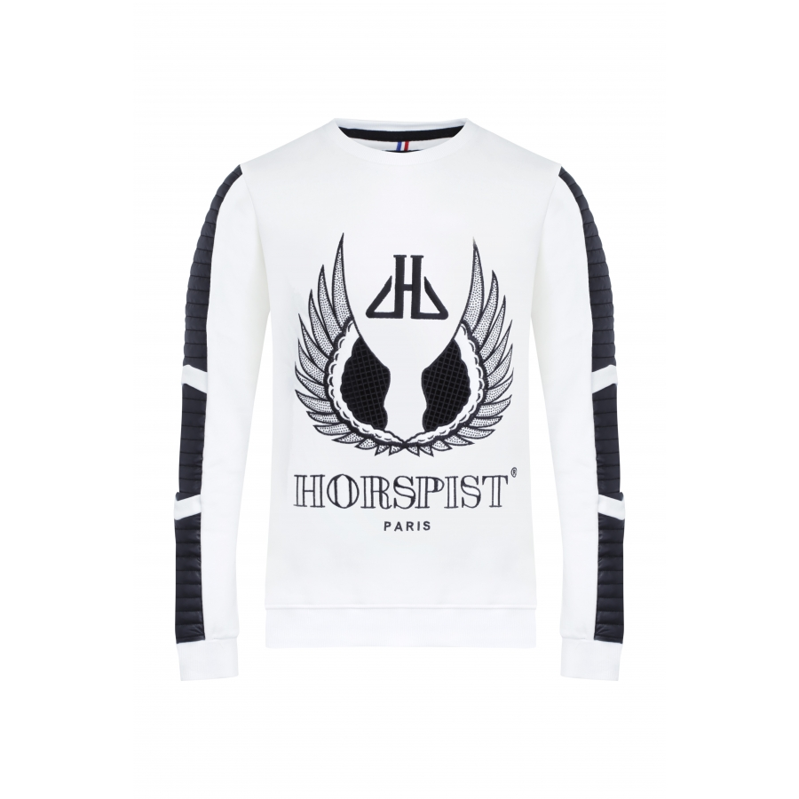 Sweat Rock Anjo Blanc