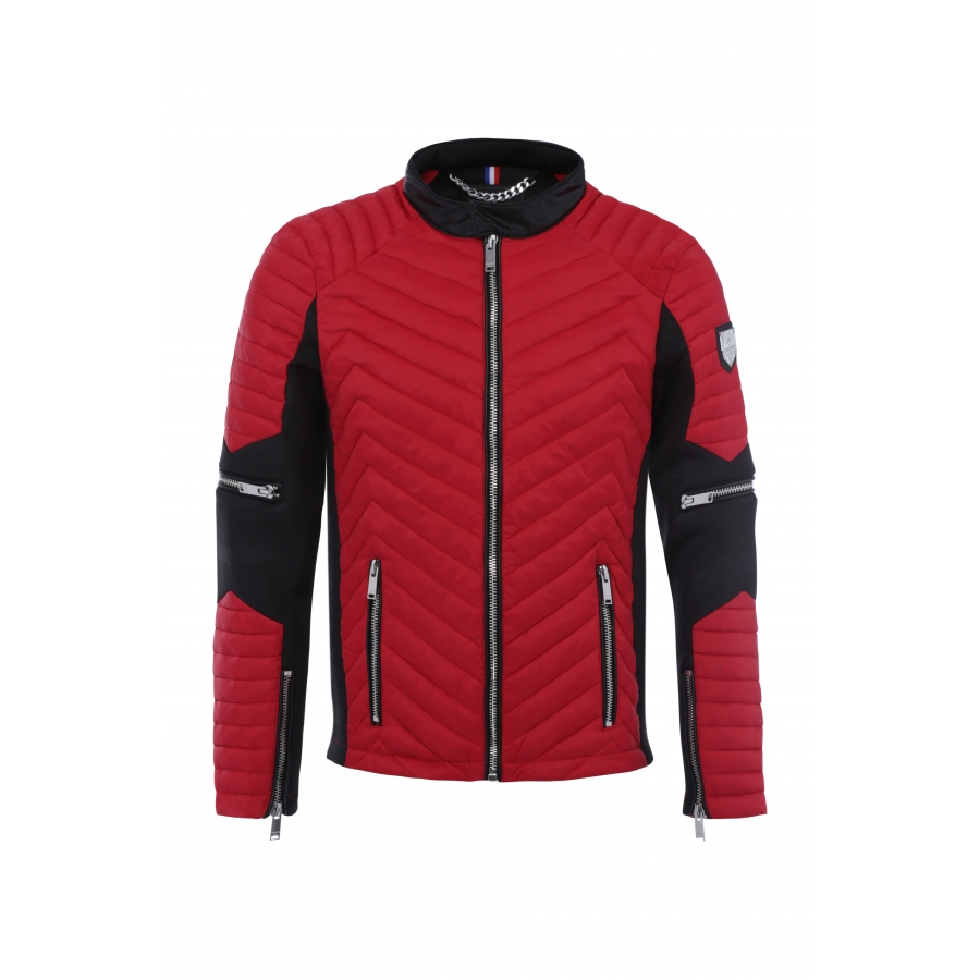 Jacket Jazzy Red
