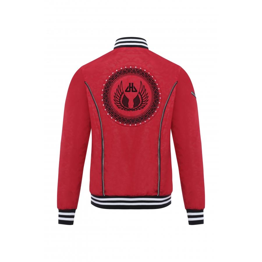 Jacket Jet Red