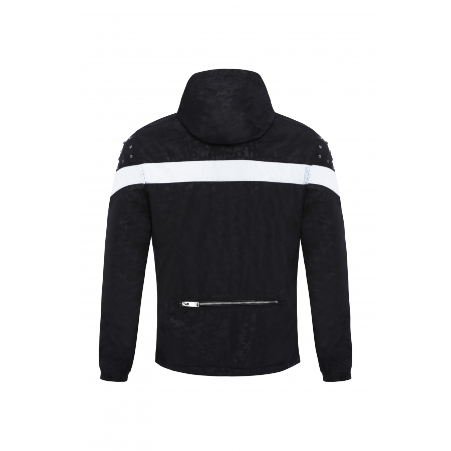 Windbreaker Tracker Black