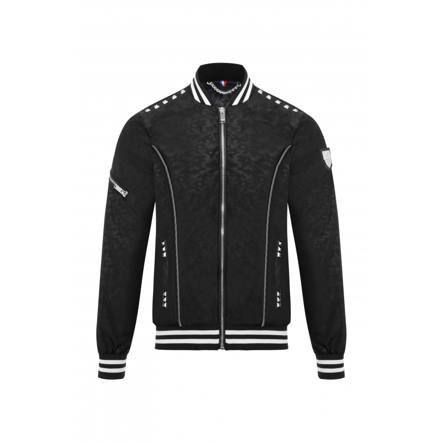 Jacket Jet Black