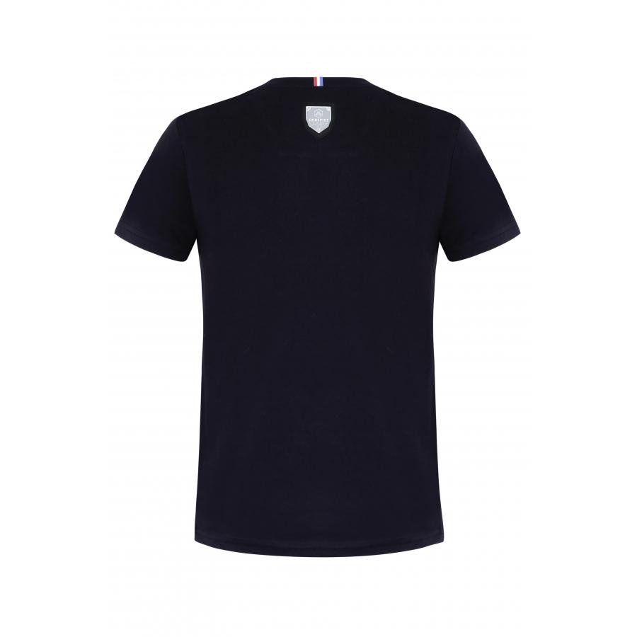 T-shirt Kaa Noir