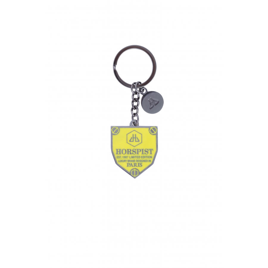Porte-clés Logo Jaune