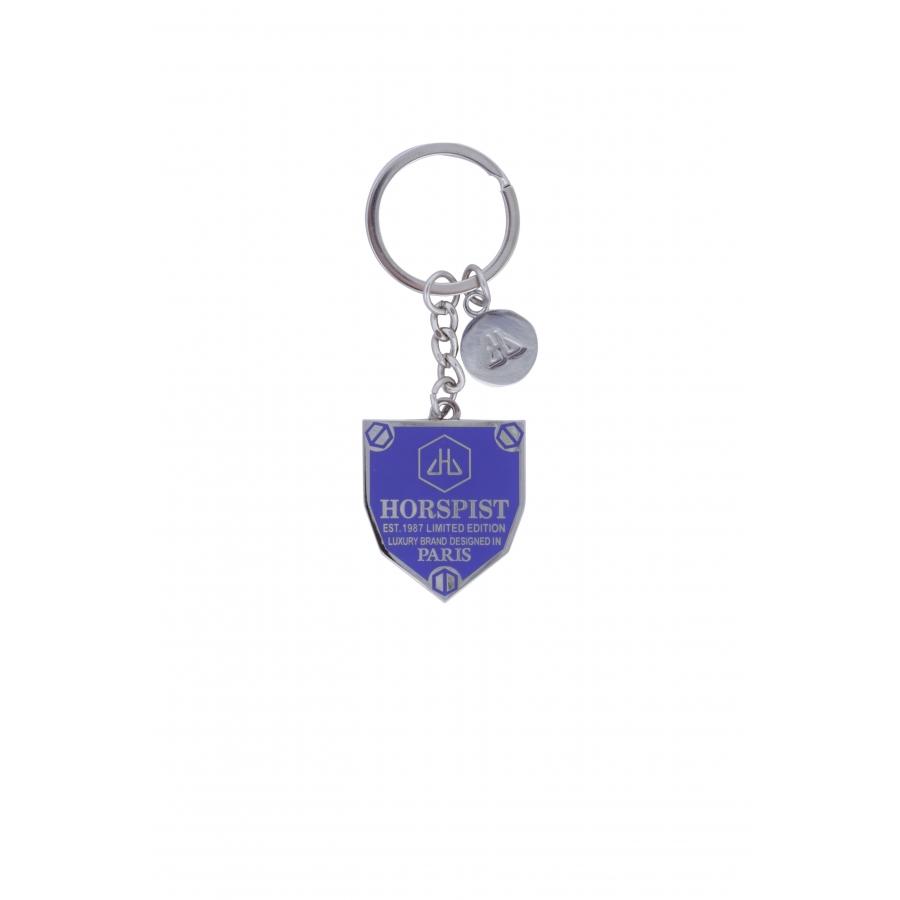 Porte-clés Logo Bleu