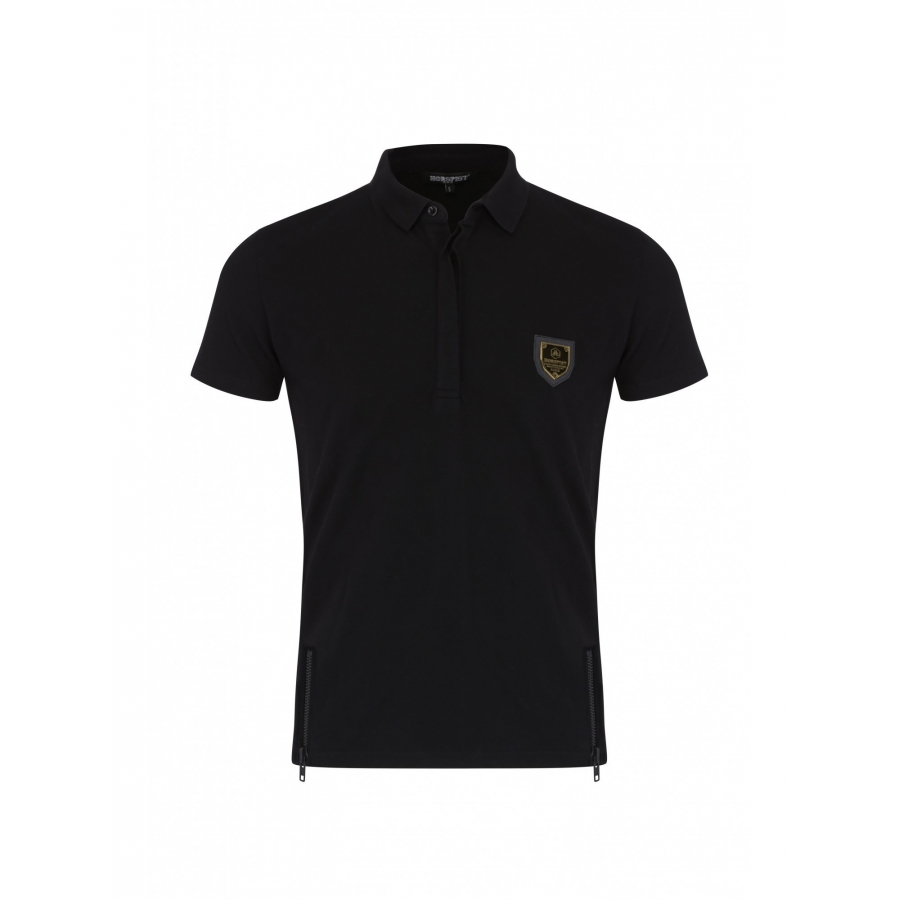 Polo Collector Black & Gold