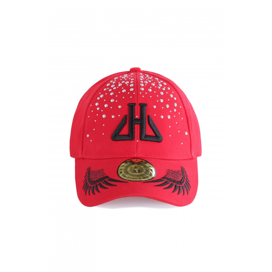 Casquette Daryl Rouge