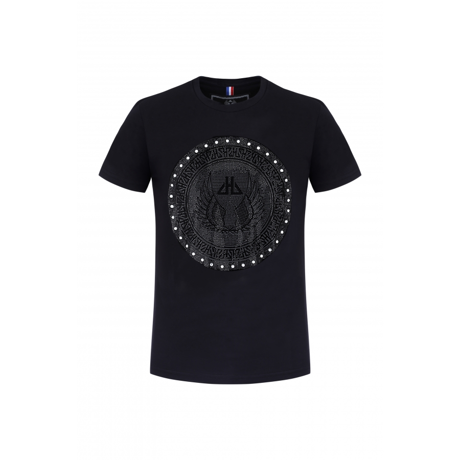 T-shirt Sphere Black