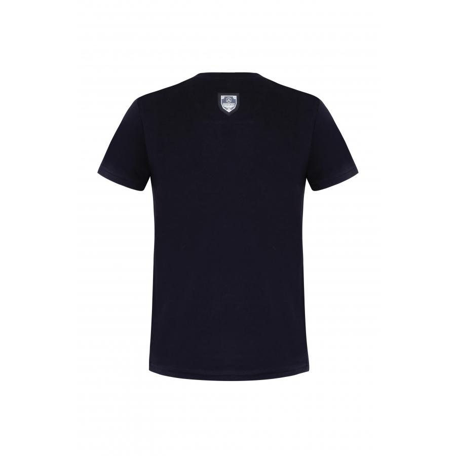 T-shirt Shark Black