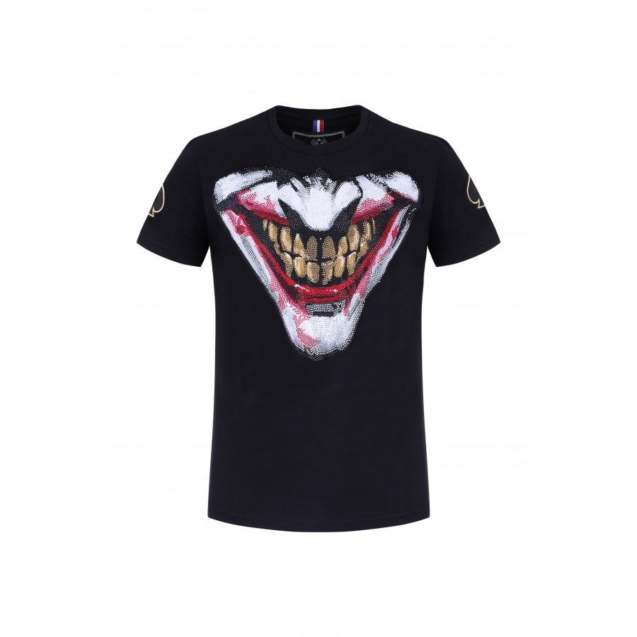 T-shirt Contredas Noir