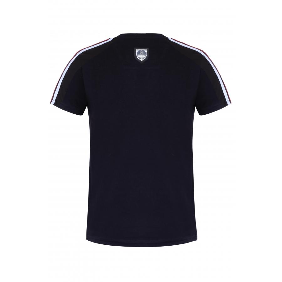 T-shirt Arellano Noir