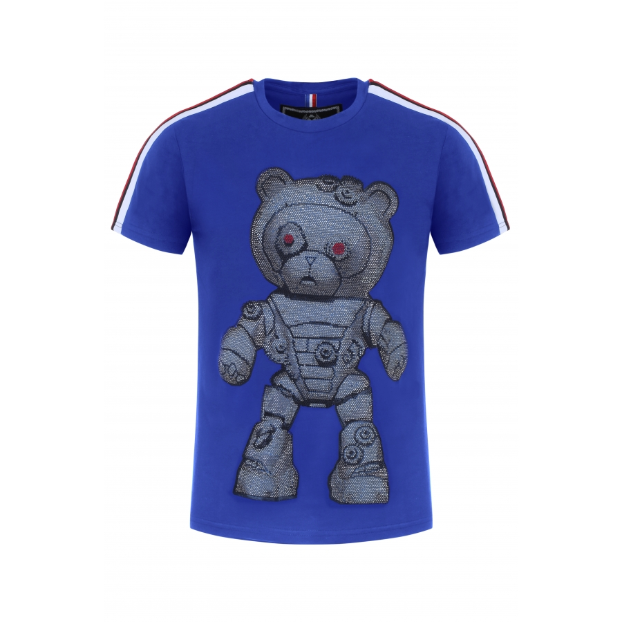 T-shirt Arellano Blue