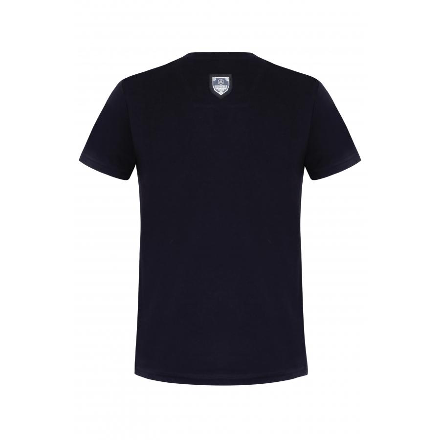 T-shirt Gibraltar Noir