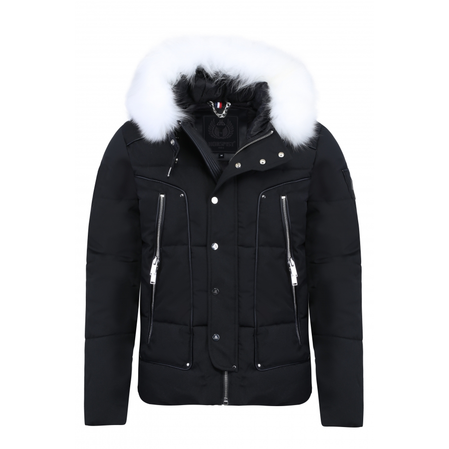 Down Jacket Jackarta Black & White