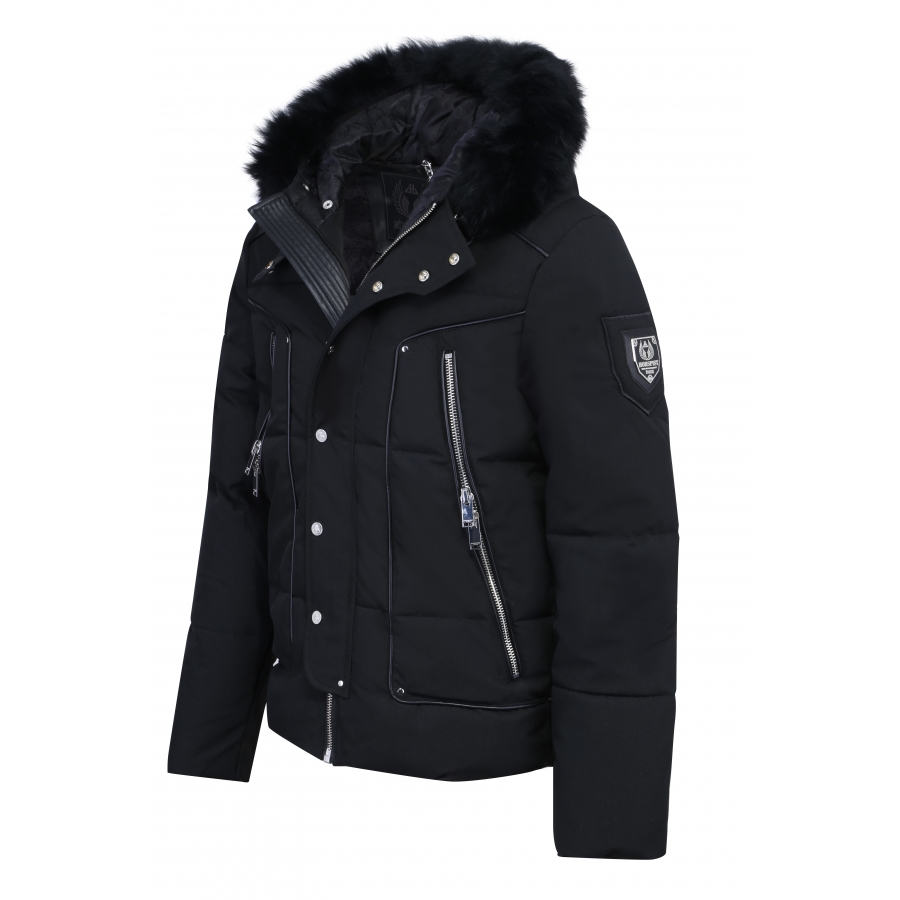Down Jacket Jackarta Black