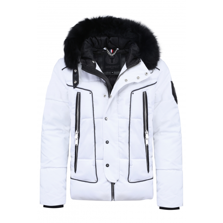 Down Jacket Jackarta White