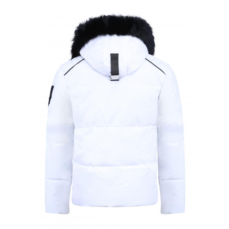 Down Jacket Jackarta White