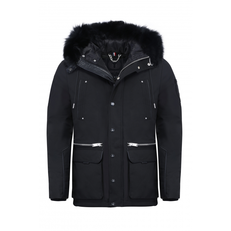 Down Jacket Kravitz Black