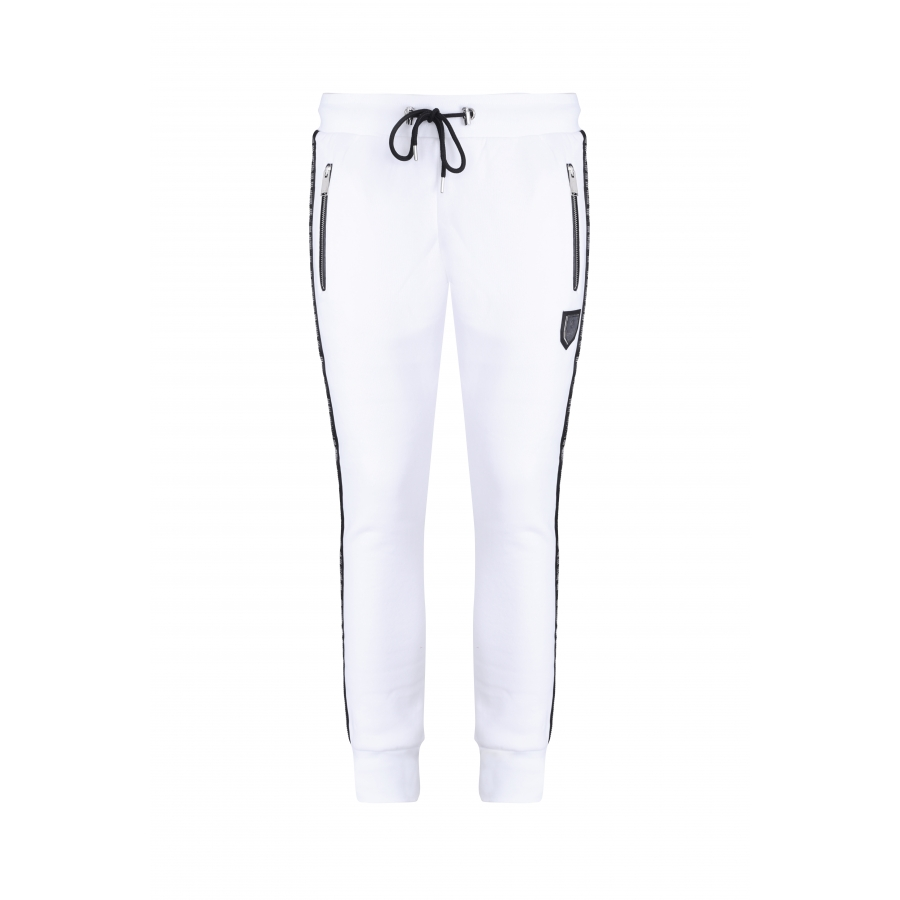 Jogging Jagger White