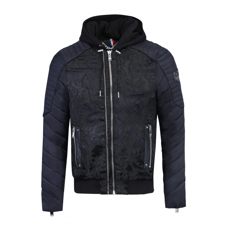 Jacket Hogan Black