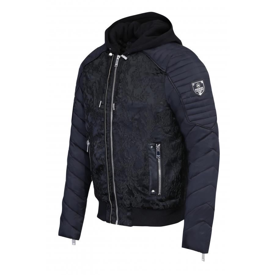 Jacket Hogan Black