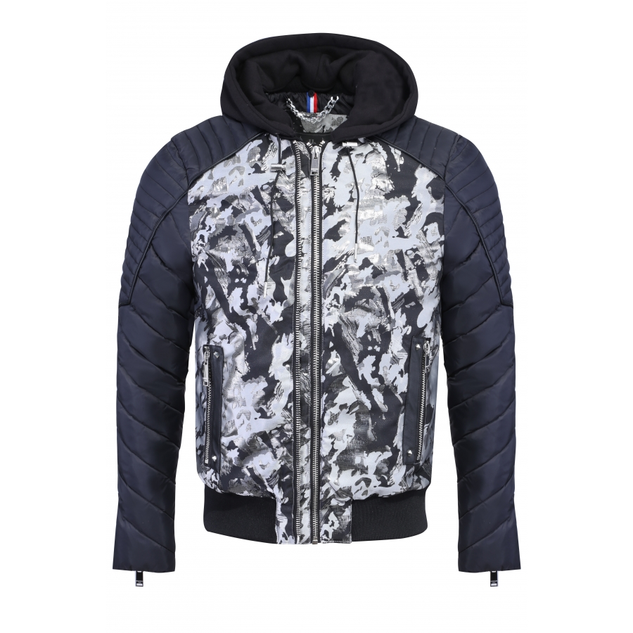 Jacket Hogan Silver