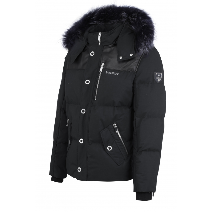 Down Jacket Napoléon Black