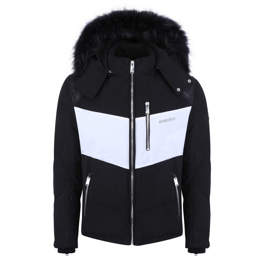 Down Jacket Carbone Sport White