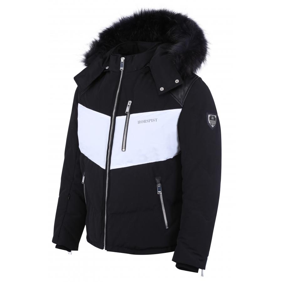 Down Jacket Montana Sport White