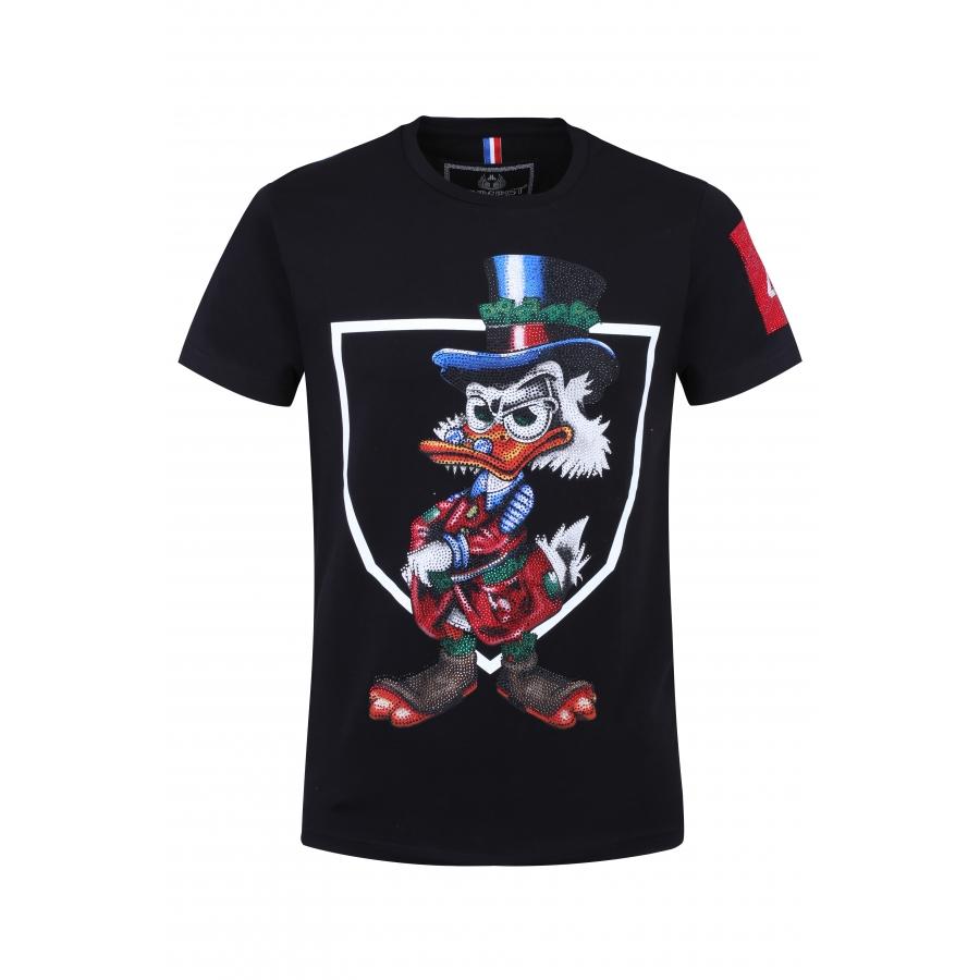 T-shirt Pico Noir