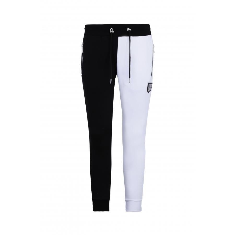 Jogging Adler Black & White