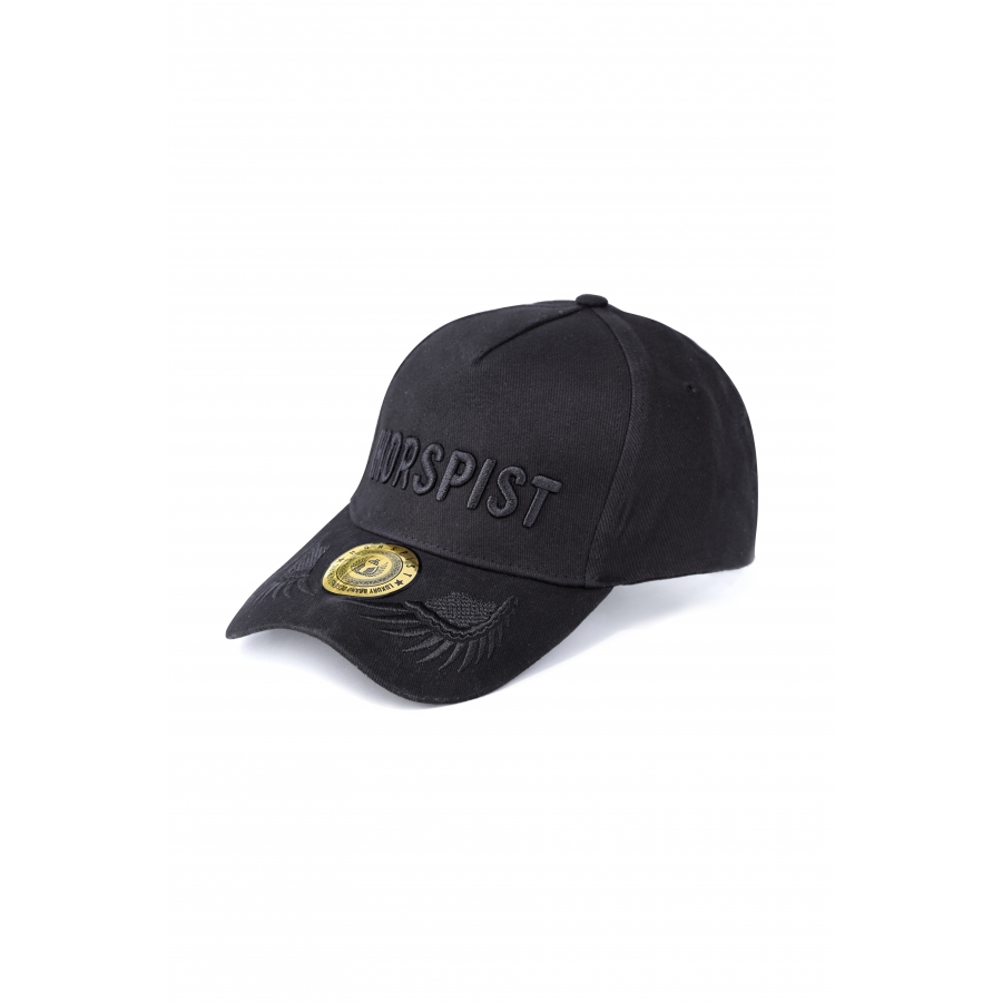 Cap Panther Black