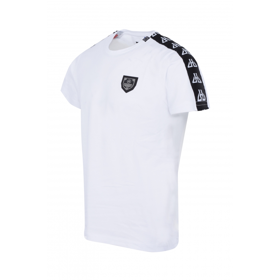 T-shirt Poggy White