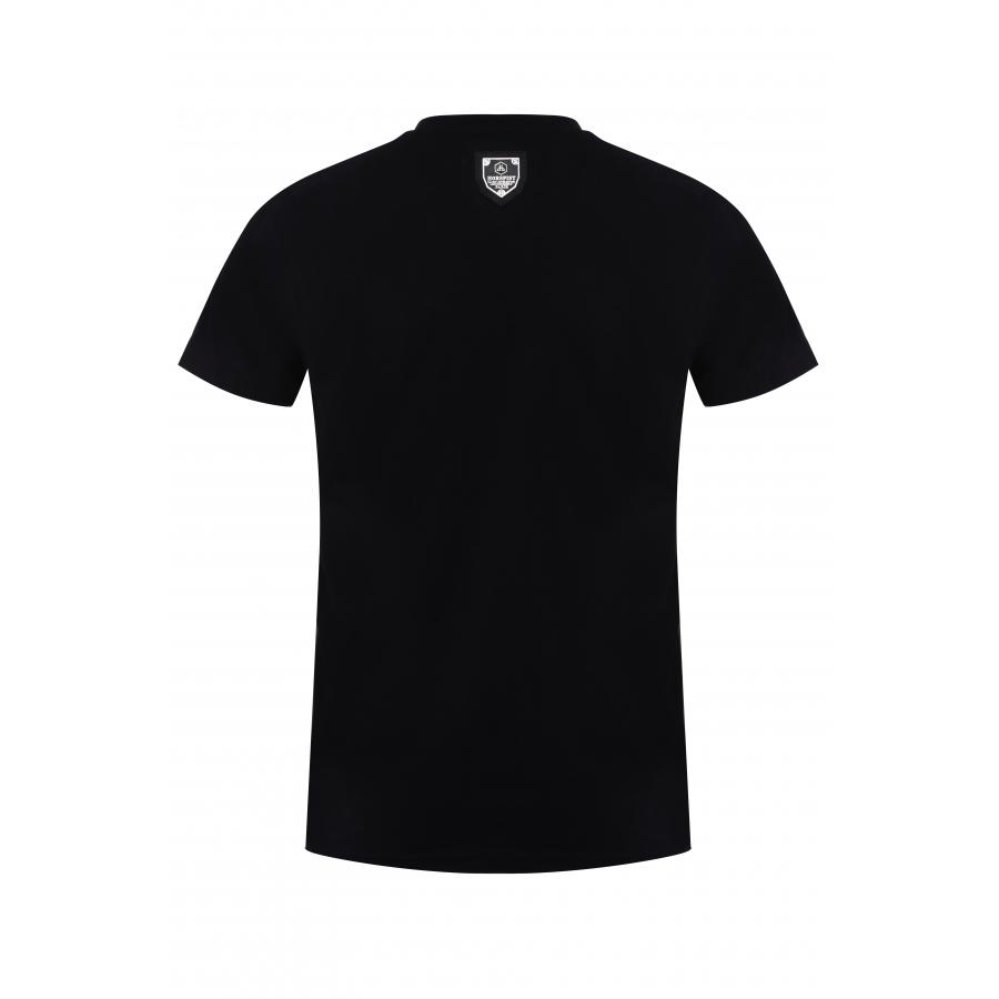 T-shirt Guetta Noir