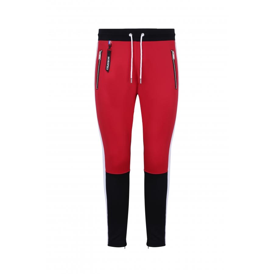 Jogging Mars Rouge