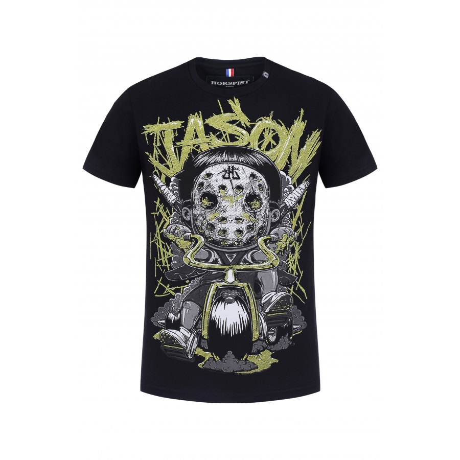 T-shirt Jason Black