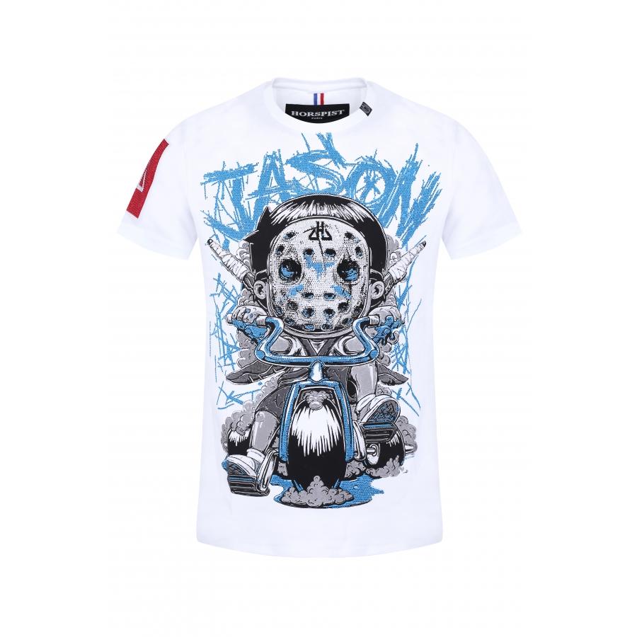 T-shirt Jason White