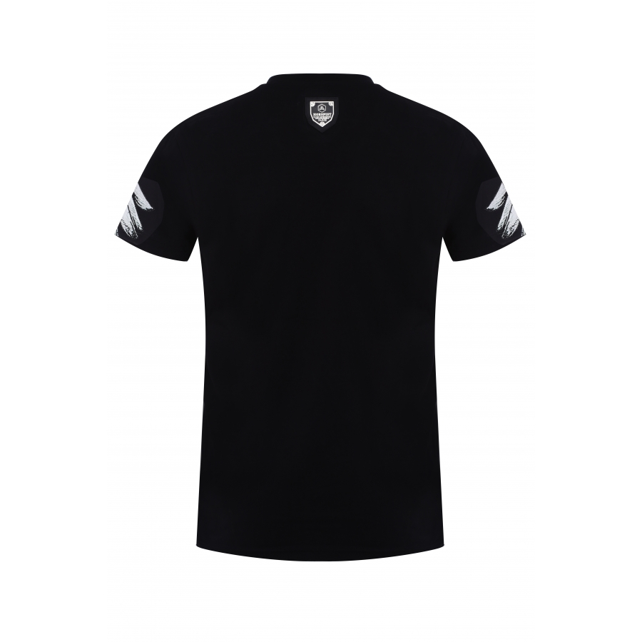 T-shirt Jeckyll Black