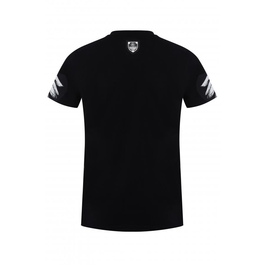 T-shirt Jeckyll Noir