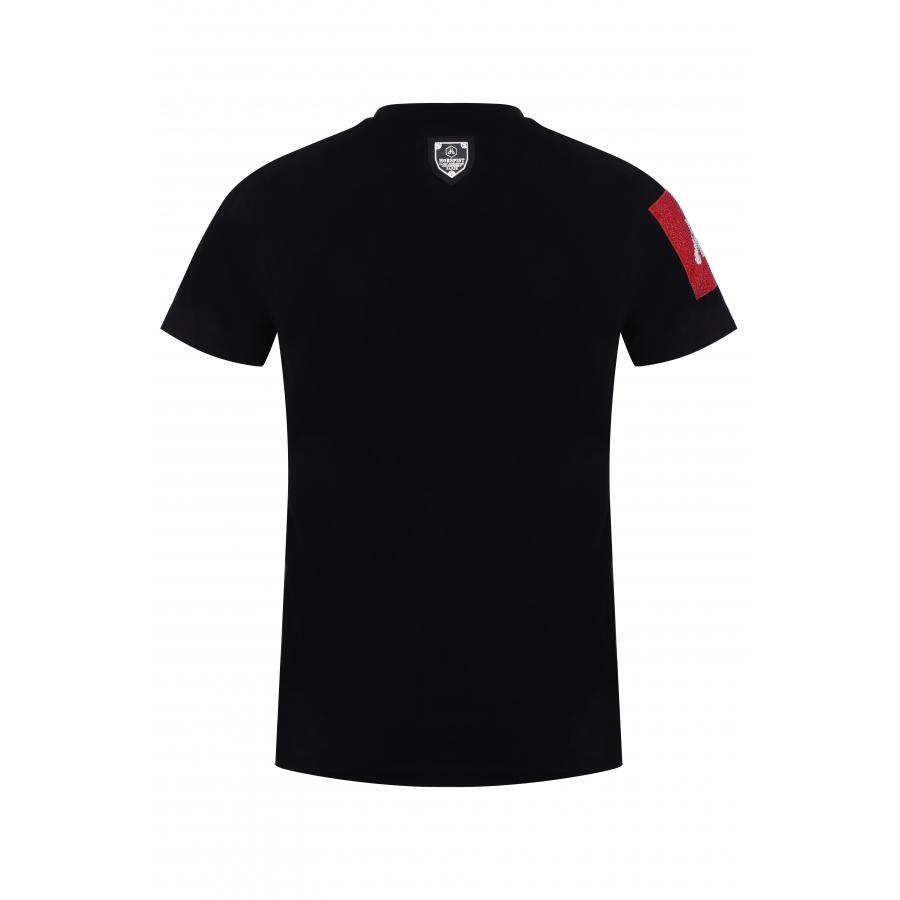 T-shirt Fenix Black