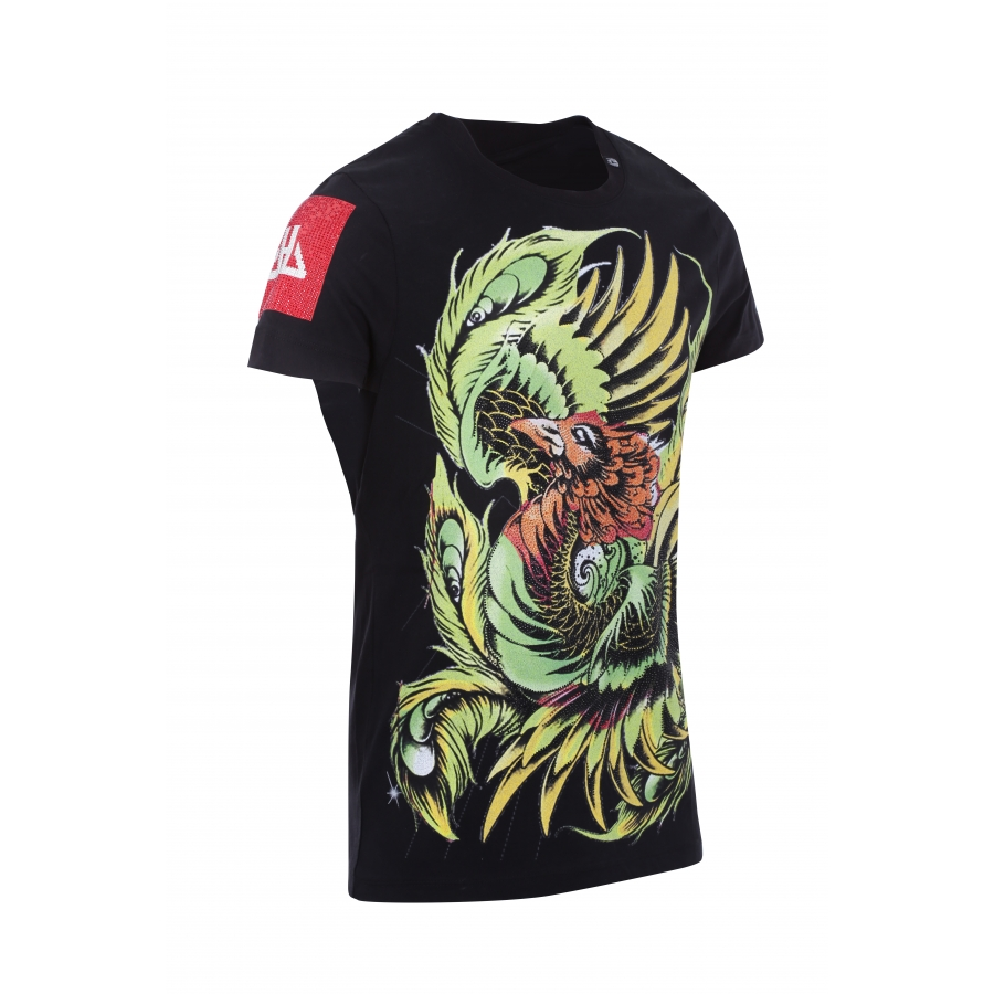 T-shirt Fenix Black