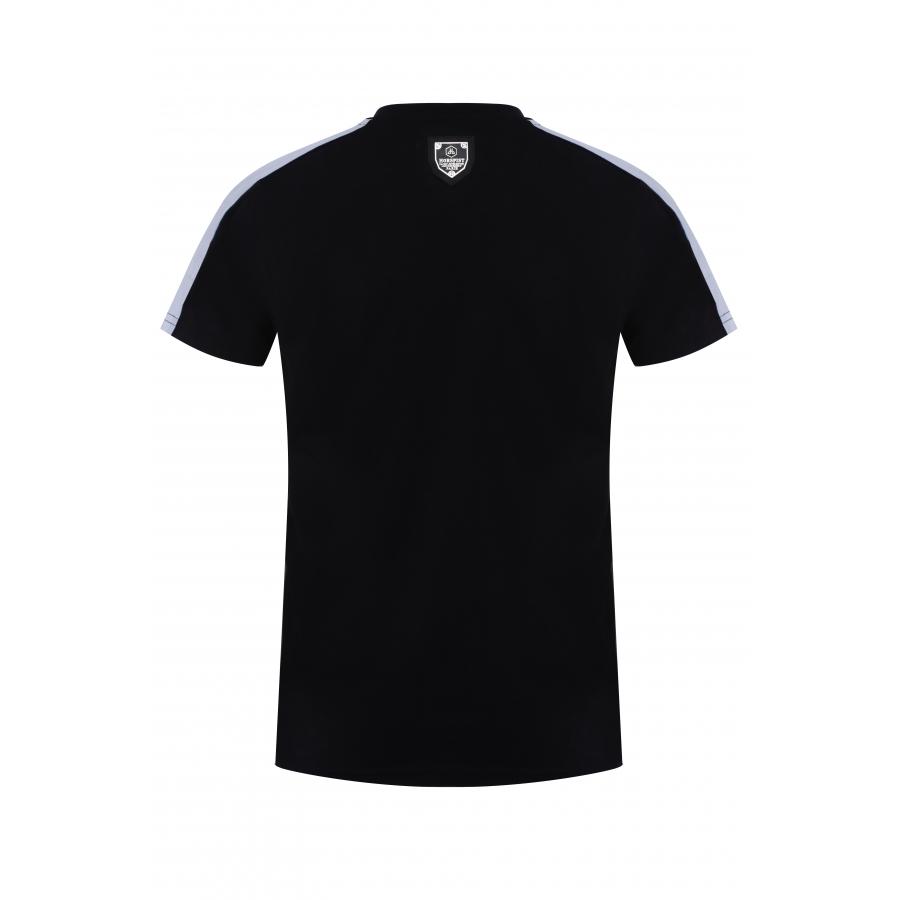 T-shirt Hors Black
