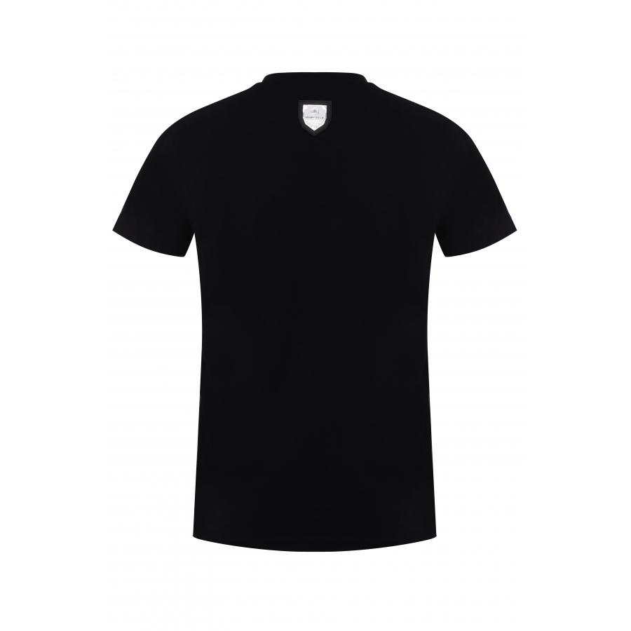 T-shirt Beetle Noir