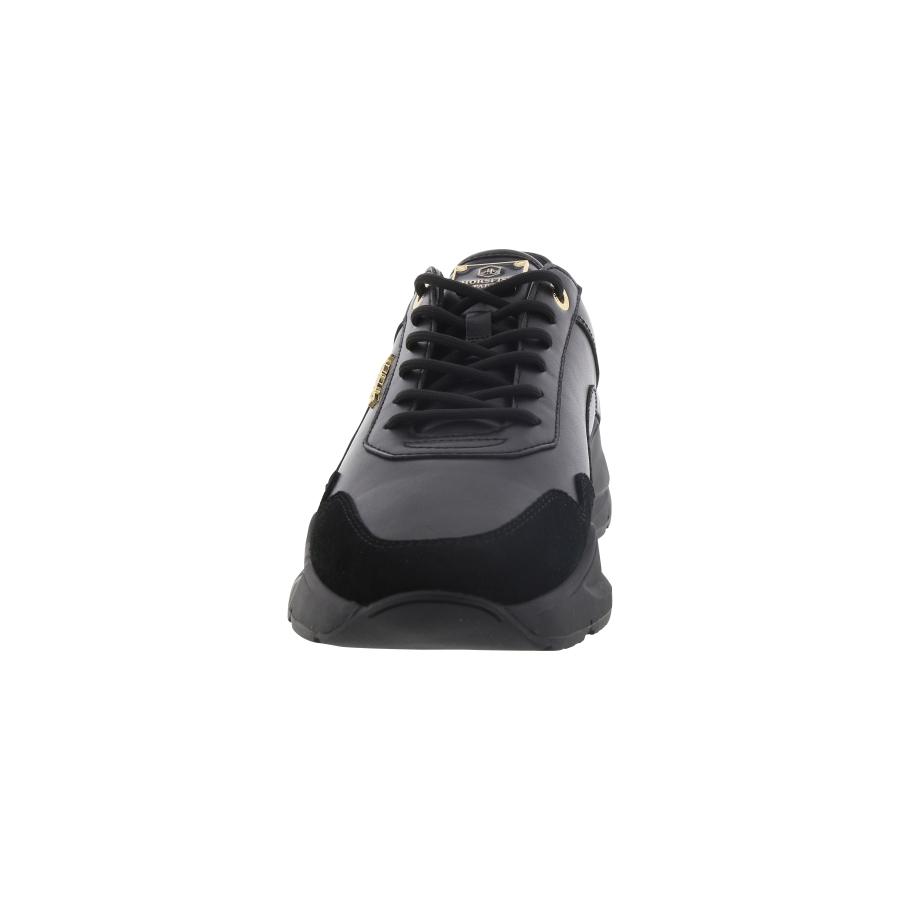 Sneakers Concorde Noir & Or
